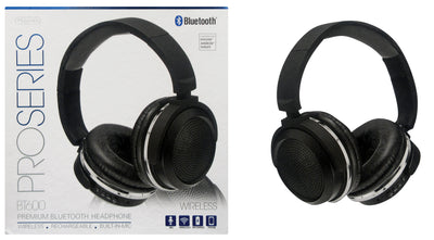 Pro Series Premium Bluetooth Headphones 8.5""