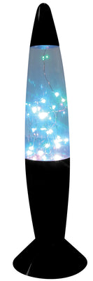 LED Color Glitter Twinkle Lamp 14""