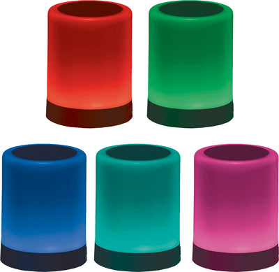 Colorful Bluetooth Speaker (5 Asst.) 5""