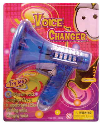 Voice Changing Megaphone 7""