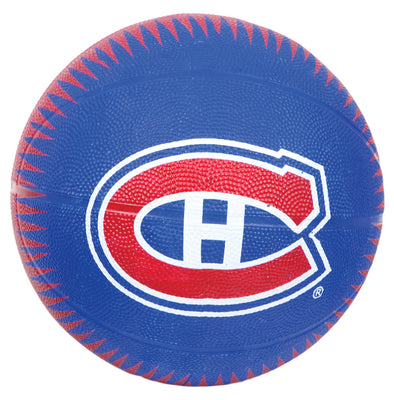 "9"" NHL Basketball - Canadiens *Closeout Special*"