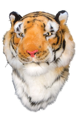 "16"" Brown Tiger Head"