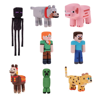 "4"" - 8"" Minecraft Assortment"