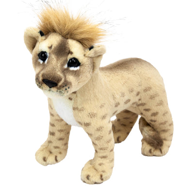 "10"" Baby Standing Lion"