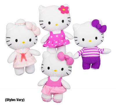 "6"" Hello Kitty Asst"