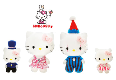 "6.5"" Hello Kitty Circus"