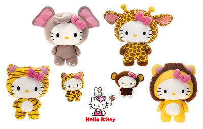 "6.5""  H. Kitty Animal Circus"