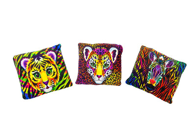 "8"" Wild Animal Pillows"