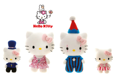 "10.5"" Hello Kitty Circus"
