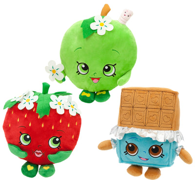 "10"" Shopkins Plush Asst."