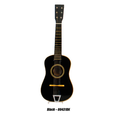 "23"" Acoustic Guitar - Black"