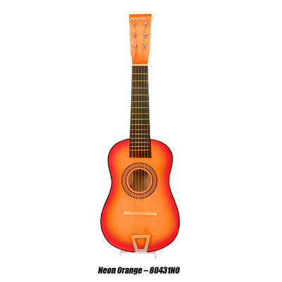 "23"" Acoustic Guitar - Neon Orange"