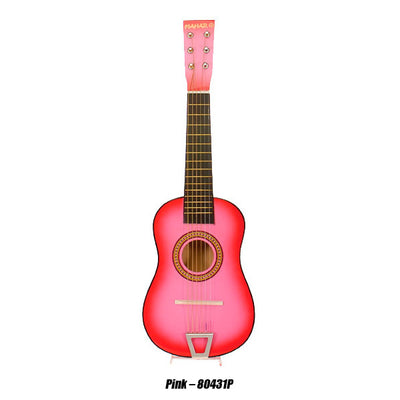 "23"" Acoustic Guitar - Pink"