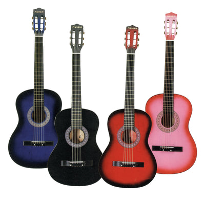 "38"" Acoustic Guitar - PINK"