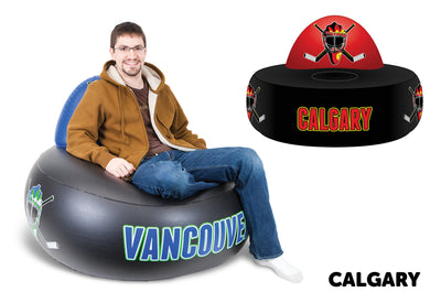 "40"" Calgary Hockey Chair *Closeout Special*"