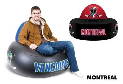 "40"" Montreal Hockey Chair *Closeout Special*"