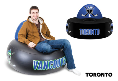 "40"" Toronto Hockey Chair *Closeout Special*"