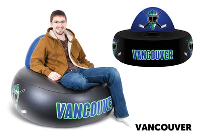 "40"" Vancouver Hockey Chair *Closeout Special*"