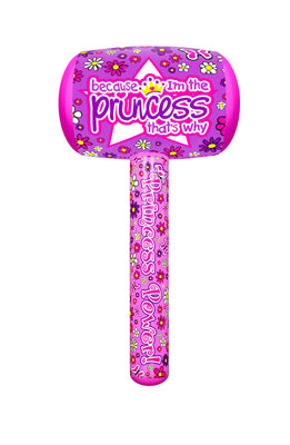 "16"" Infl.  Princess Power Hammer"