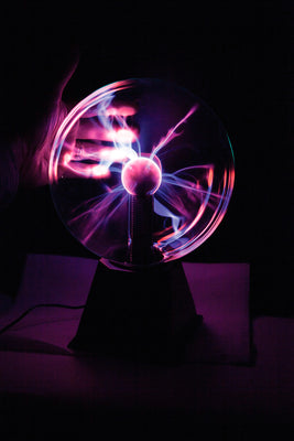 "11.5"" Large Plasma Ball"