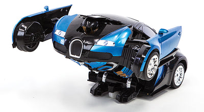 "11"" Muscle Car Robot - Black"