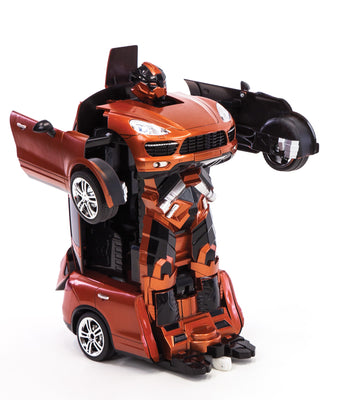 "11"" SUV Robot - Orange"
