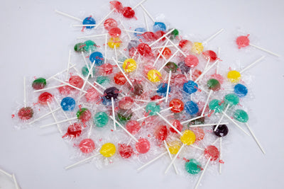 Medium Lolipops (200pc/bag)