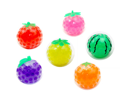 "1.5"" Squishy Fruit Ball"