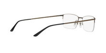 Giorgio Armani AR5010 3037 MT BRUSHED GOLDEN GUNMT Size 54