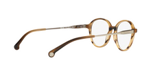 Brooks Brothers BB2035 6116 LT. BROWN HORN/GUNMETAL Size 51