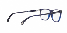Brooks Brothers BB2037 6134 NAVY TRANSLUCENT Size 57