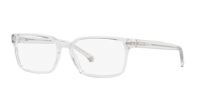Brooks Brothers BB2040 6139 CRYSTAL Size 57