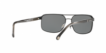Brooks Brothers BB4040S 167487 MATTE BLACK/BLACK HORN Size 59