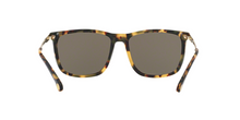 Brooks Brothers BB5033S 61253 MATTE SPOTTY TORT/GOLD Size 57