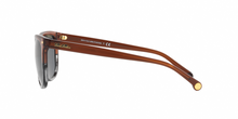 Brooks Brothers BB5037S 612987 CORDOVAN GREY HORN GRADIENT Size 55