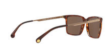 Brooks Brothers BB5038S 614173 BROWN HORN Size 58