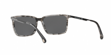 Brooks Brothers BB5038S 614287 BLACK HORN Size 58