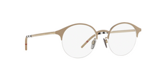 Burberry BE1328 1236 BEIGE/LIGHT GOLD Size 51