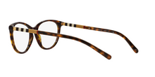 Burberry BE2205 3002 DARK HAVANA Size 52