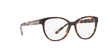 Burberry BE2229F 3002 DARK HAVANA Size 54