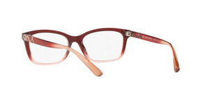 Burberry BE2249F 3553 BORDEAUX GRADIENT PINK Size 54