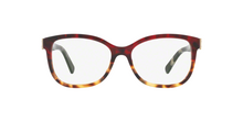 Burberry BE2252 3635 RED HAVANA/LIGHT HAVANA Size 54