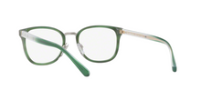 Burberry BE2256 3659 STRIPED MATTE GREEN Size 53