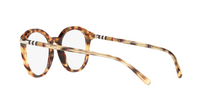 Burberry BE2264F 3278 LIGHT HAVANA Size 52