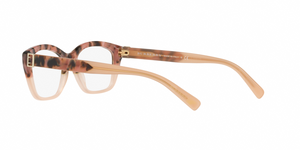 Burberry BE2265 3678 BROWN HAVANA/PINK Size 51