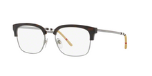 Burberry BE2273 3002 DARK HAVANA/GUNMETAL Size 54
