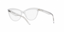 Burberry BE2276 3024 TRANSPARENT Size 51