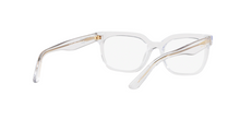 Burberry BE2277F 3024 TRANSPARENT Size 53
