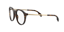 Burberry BE2287F 3002 DARK HAVANA Size 50
