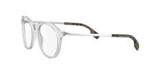 Burberry BE2287F 3024 TRANSPARENT Size 50